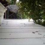 Pemasangan panel lantai di graha family, wiyung, surabaya