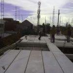 Pemasangan panel lantai di Juwingan, Kertajaya, Gubeng - Surabaya